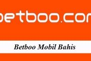 Betboo Mobil Bahis